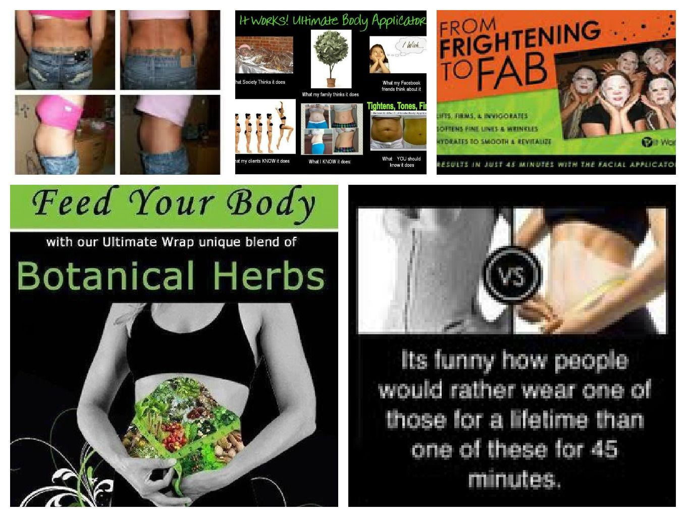 body applicator wrap how does it work