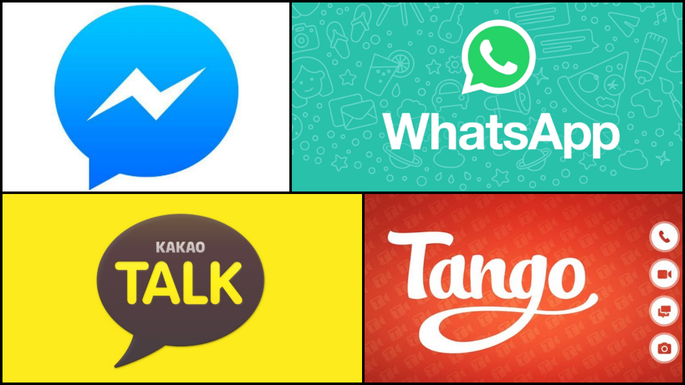 how to create a chat application in android