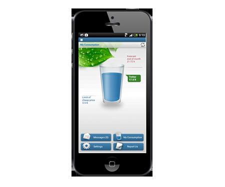 logan city council water meter application