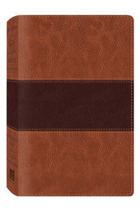chronological life application study bible nlt leather