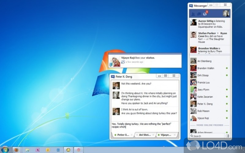 facebook application download for pc