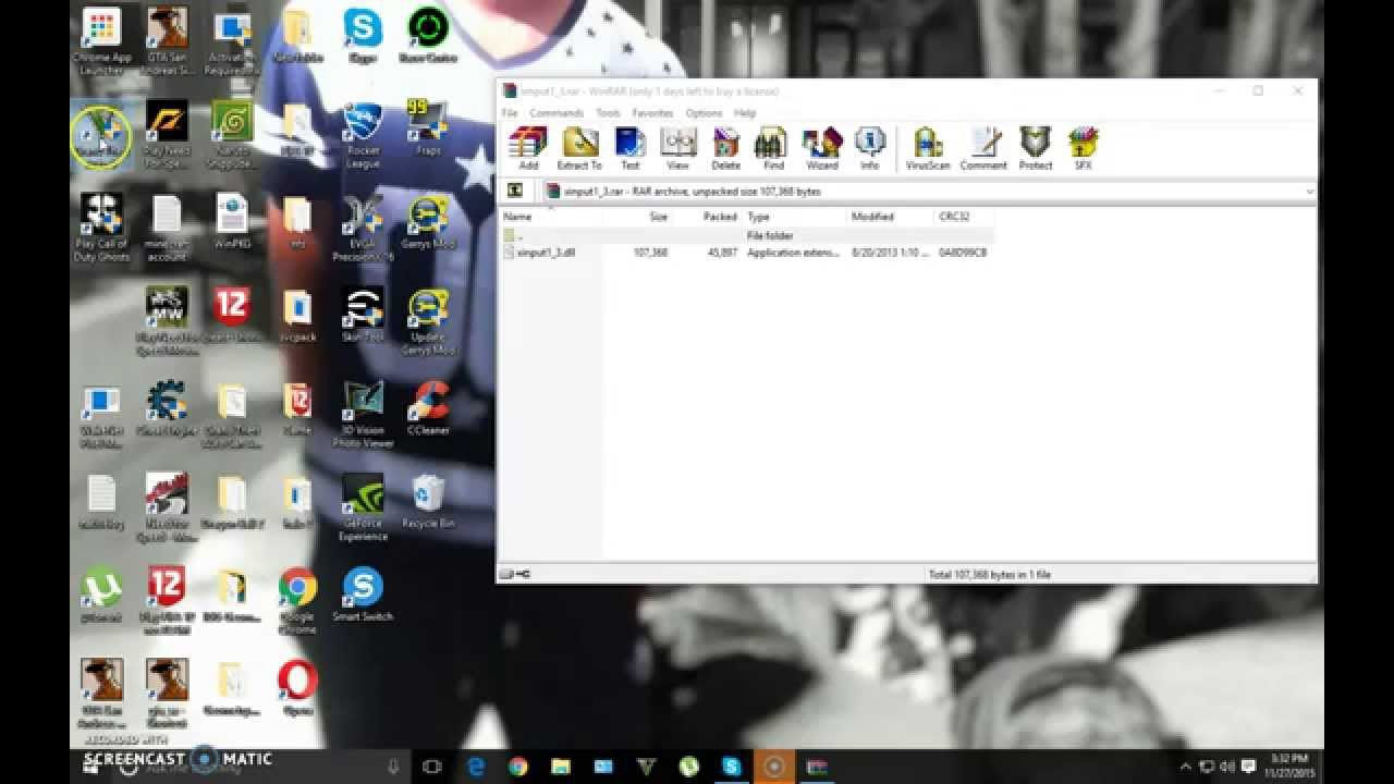 gta 5 the application was unable to start correctly 0xc00007b