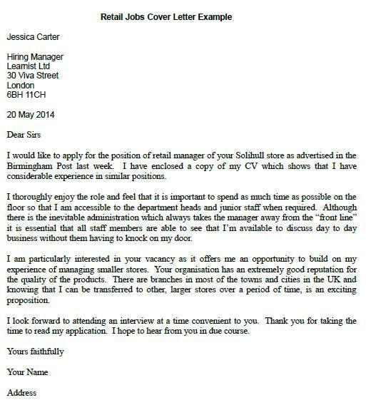 sample forwarding letter for job application