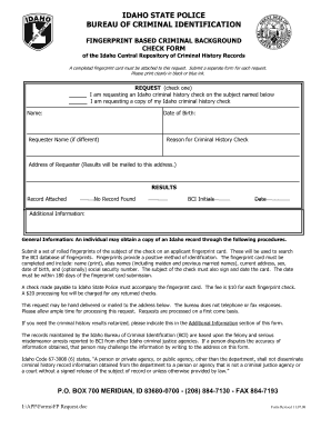 completed national police checking service application consent form