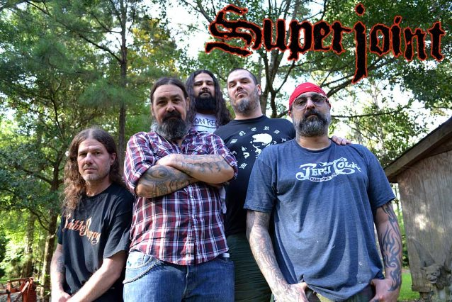 superjoint ritual caught up in the gears of application