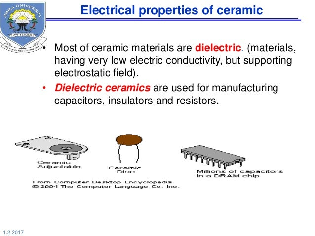 piezoelectric ceramics properties and applications