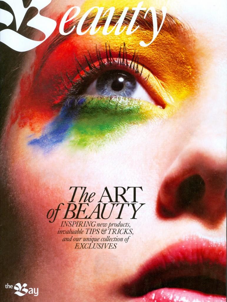 color wheel for makeup application