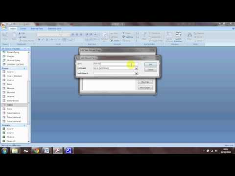 convert microsoft access forms to web application