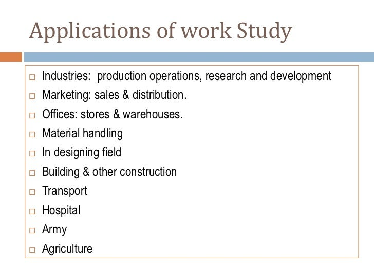 course of study on job application for college