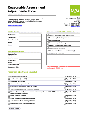 credit application form in word format