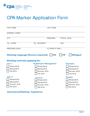 cpa png application form 2016