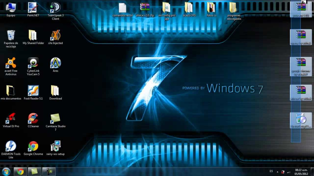 free webcam application windows 7