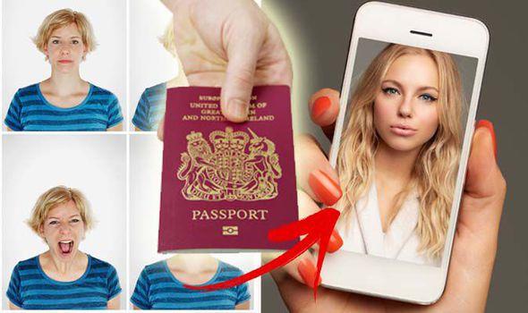 british passport application for child