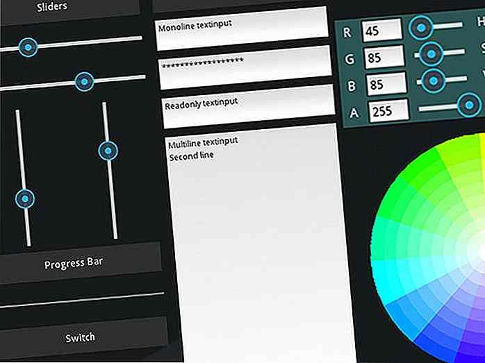 best framework for desktop application