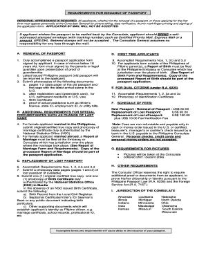 www dfa gov ph online application form