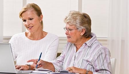 seniors health care card application