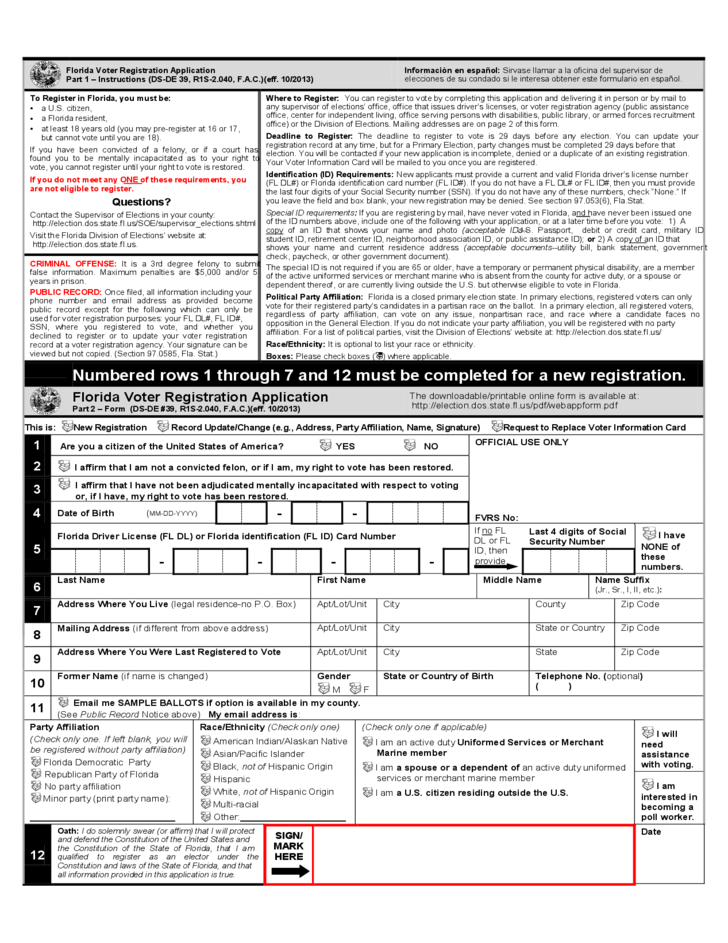 part b oci application form download