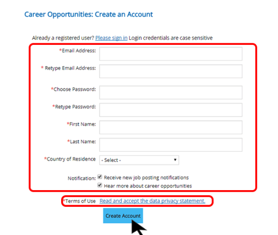 how to upload a resume to an online application