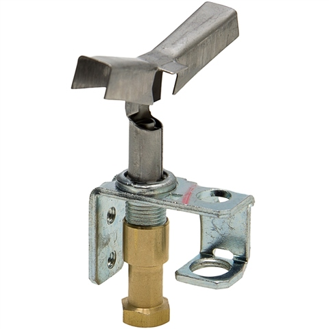 gas pilot assembly for universal application
