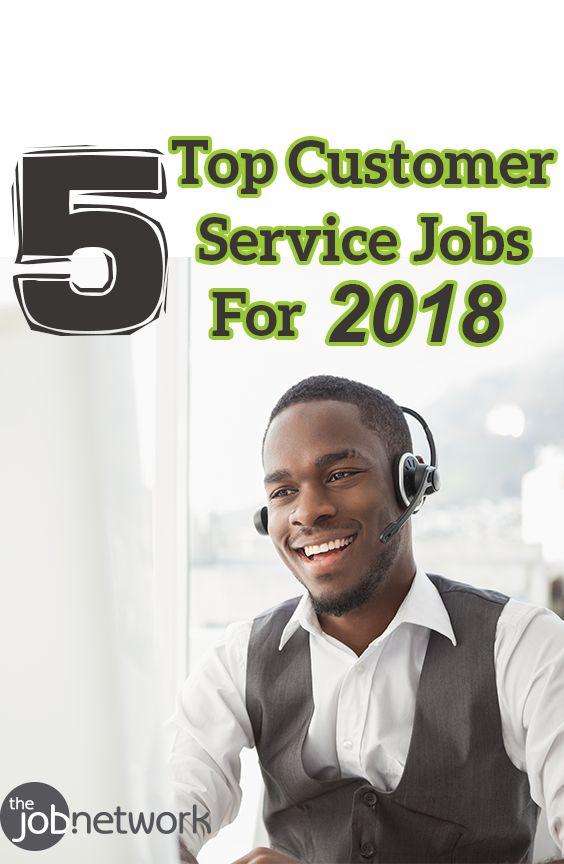 describe customer service experience job application