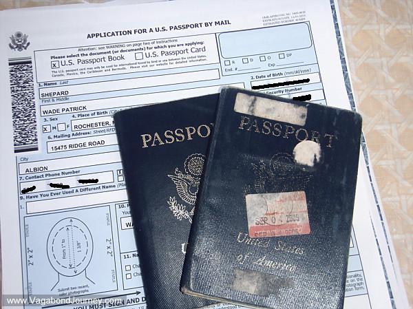 new canadian citizen passport application