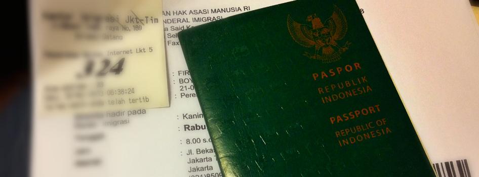 can you do a passport application online