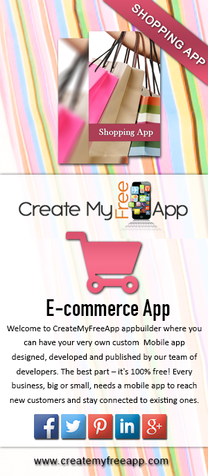 how to create a mobile application for free