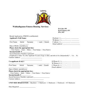aboriginal housing victoria application forms