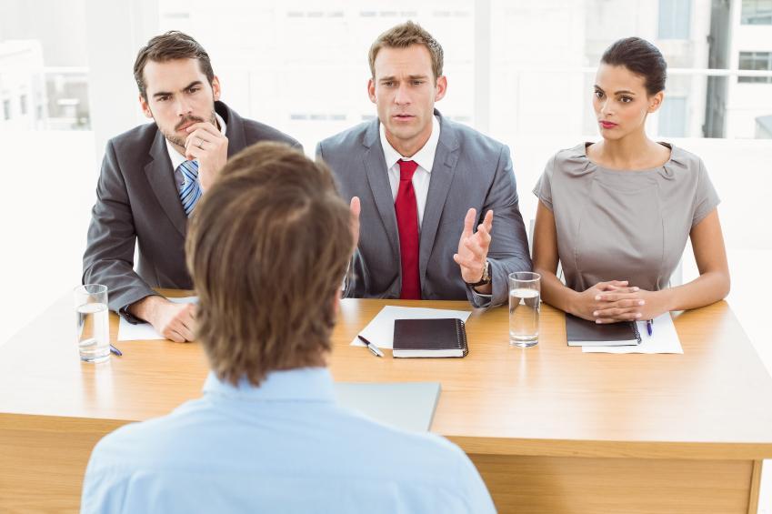interview questions for job applicants