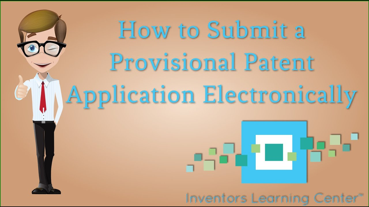 example provisional patent application template