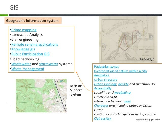 application of gis in civil engineering