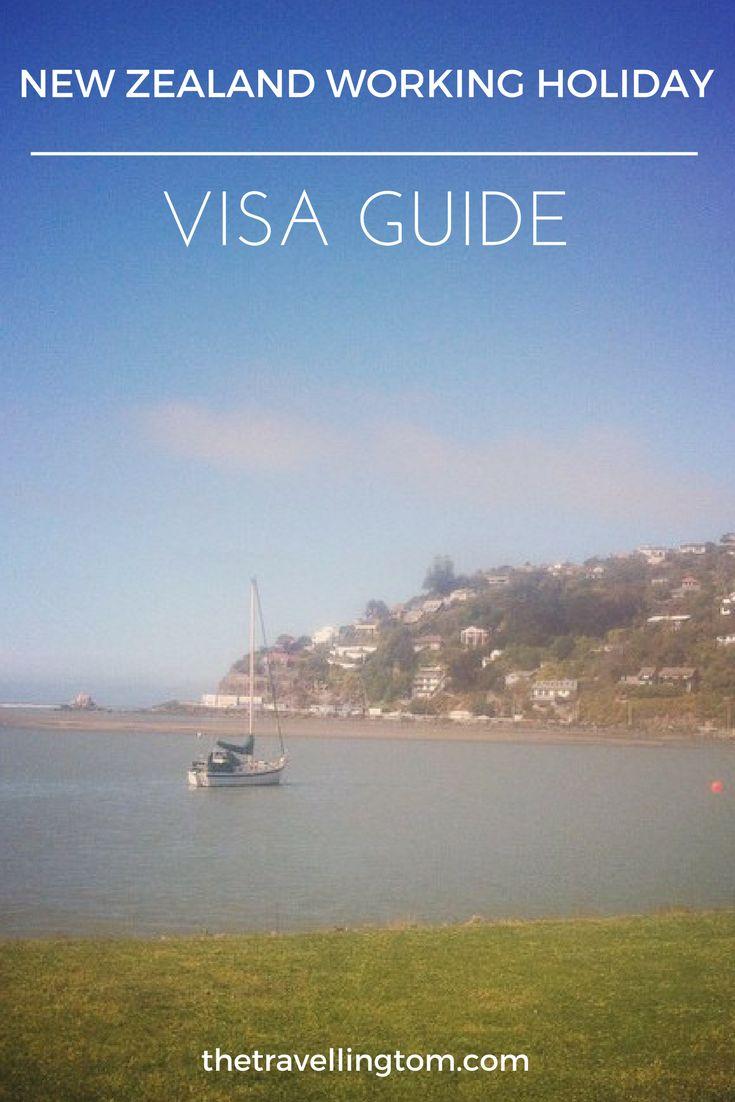aus working holiday visa application