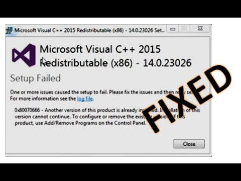 cannot find msvcp140 dll please reinstall this application