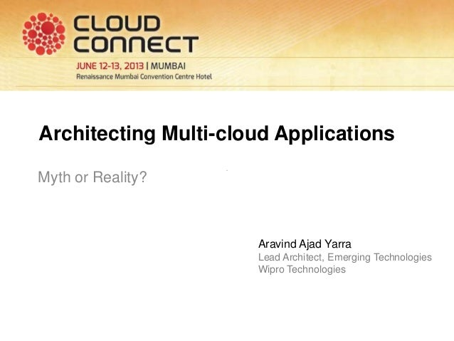 architecting applications for the real world in net