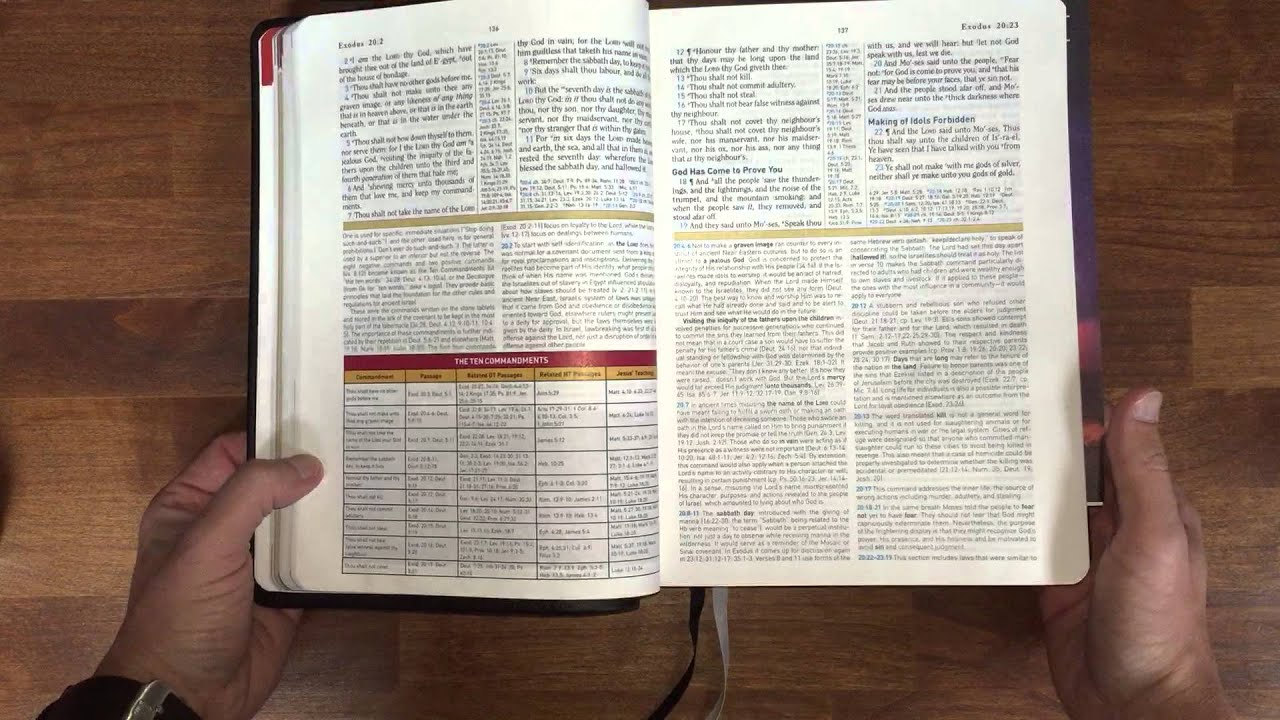 full life application study bible pdf