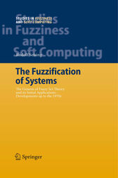 fuzzy set theory and its applications pdf