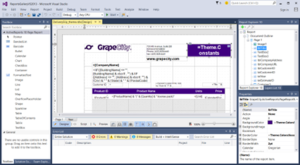 how to create crystal report in c# windows application