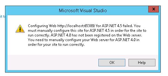 how to create mvc application in visual studio 2012