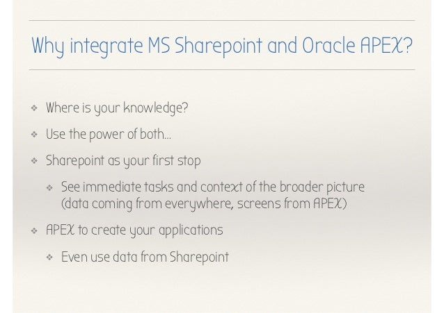 how to develop sharepoint application