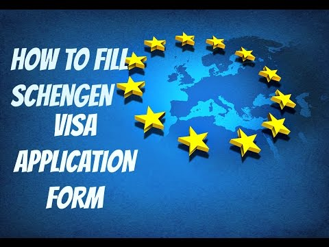 how to fill passport application