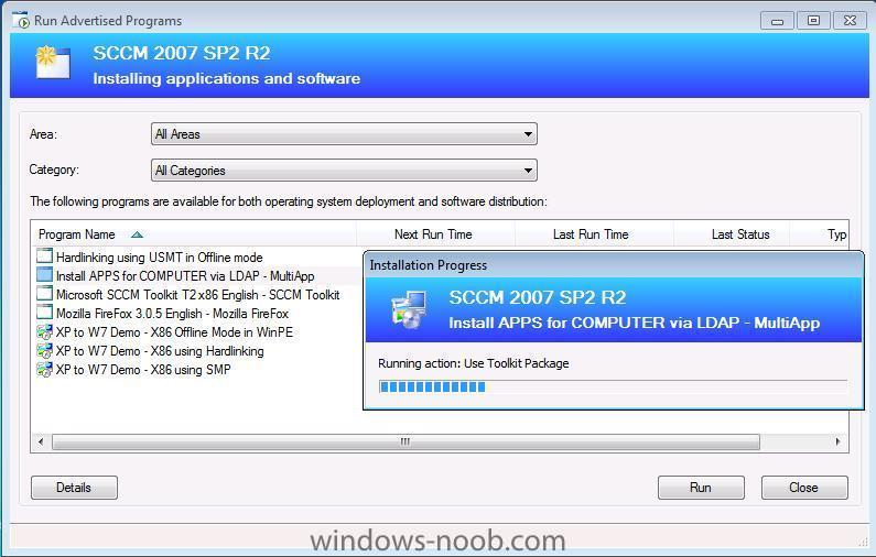 how to install application software in windows 7