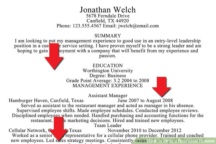 how to sell yourself on a job application