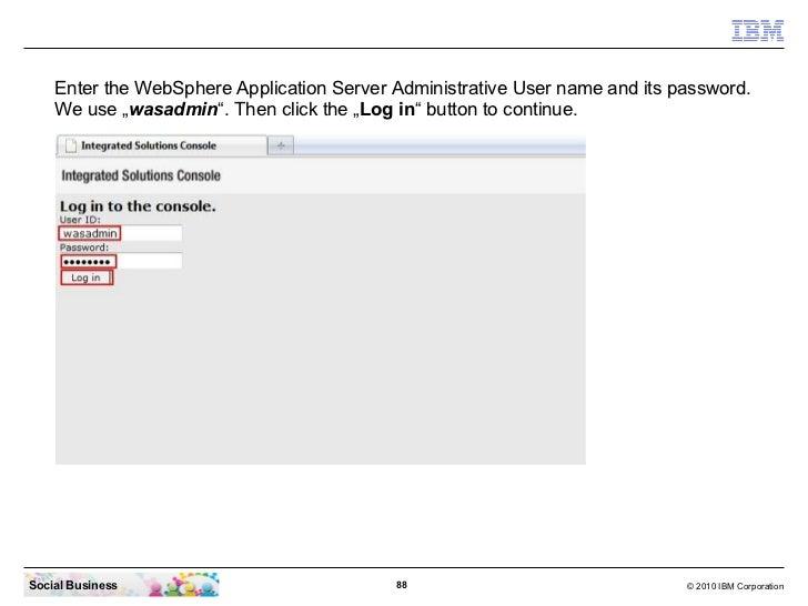 ibm websphere application server 8.5 tutorial pdf