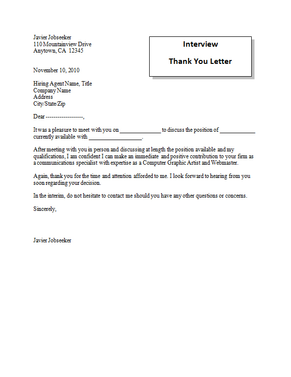 internal job application cover letter