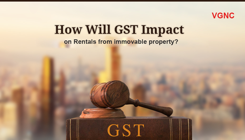 is gst applicable on residential property