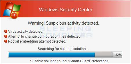 is not a valid win32 application virus