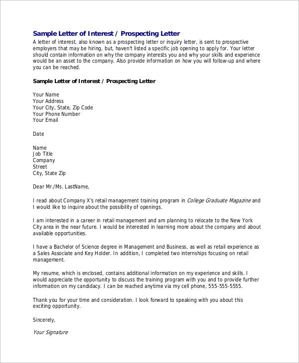 job application email sample pdf