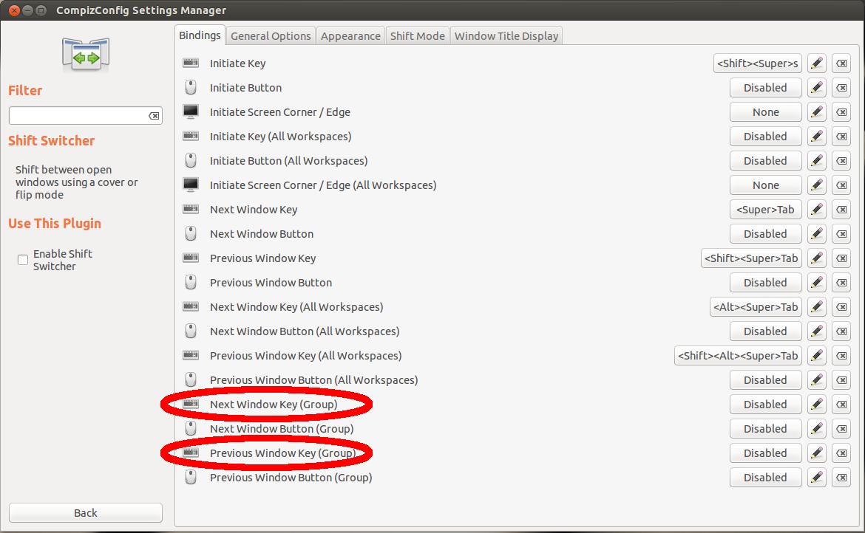 keyboard shortcut to open application