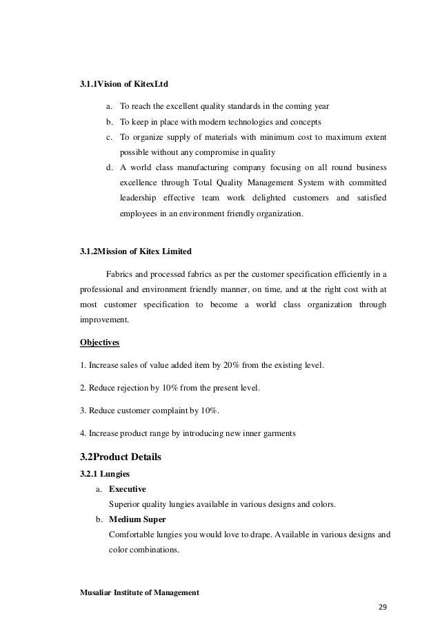 kitex garments job application form