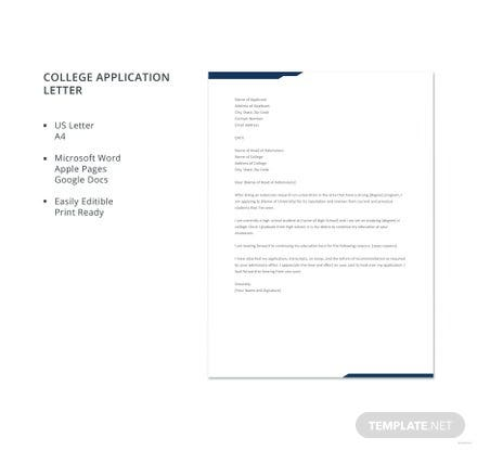 leave application format in word